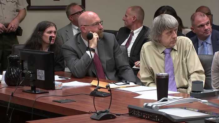 Children Speak Publicly for First Time About Abuse as Turpin Parents Are Sentenced to 25 Years to Life