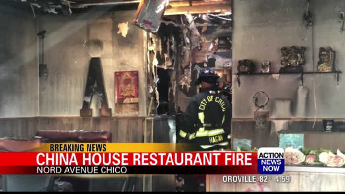 Restaurant fire leaves significant damage, Chico Fire responds