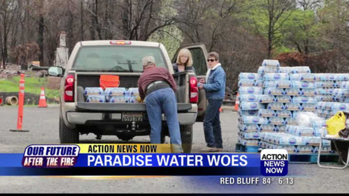 Our Future After the Fire: Paradise water plan unveiled by Irrigation District
