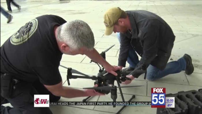 Fort Wayne City Council considering drone rules for downtown, festivals