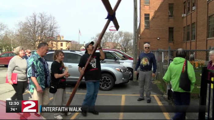35th Annual Interfaith Walk