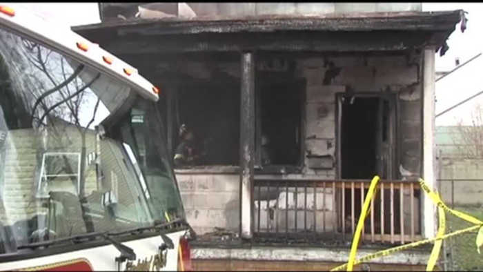 VIDEO Officials still investigating cause after fire tears through Pottsville home