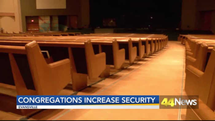Congregations Increase Security