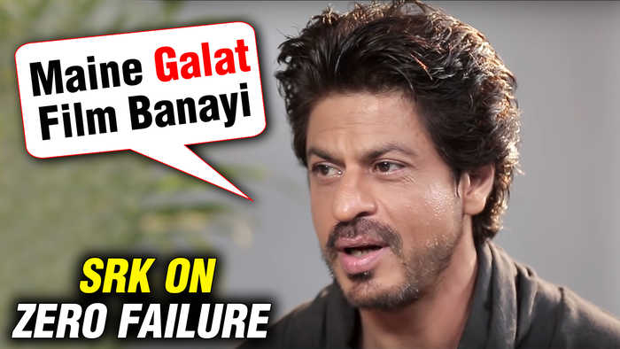 Shah Rukh Khan BREAKS DOWN On Failure Of His Film Zero | Beijing International Film Festival