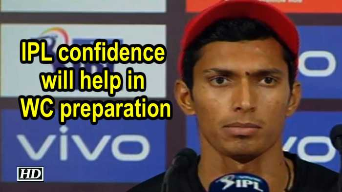 IPL 2019 | IPL confidence will help in WC preparation: Saini