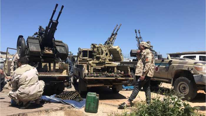 Trump's Call to Haftar Shows U.S. Believes In Libyan Army Role In War On Terrorism