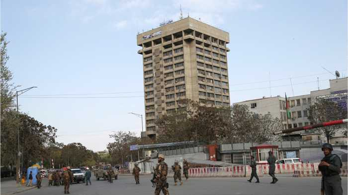 Afghan Communications Ministry Attacked, At Least Two Gunmen Killed