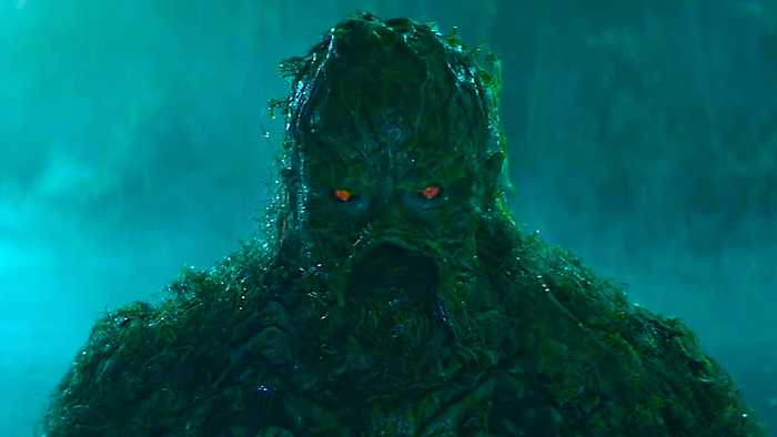 Swamp Thing on DC Universe - Official Reveal Trailer