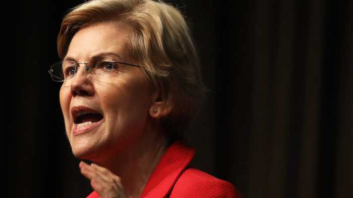 Sen. Elizabeth Warren Calls On House To Begin Impeachment Proceedings
