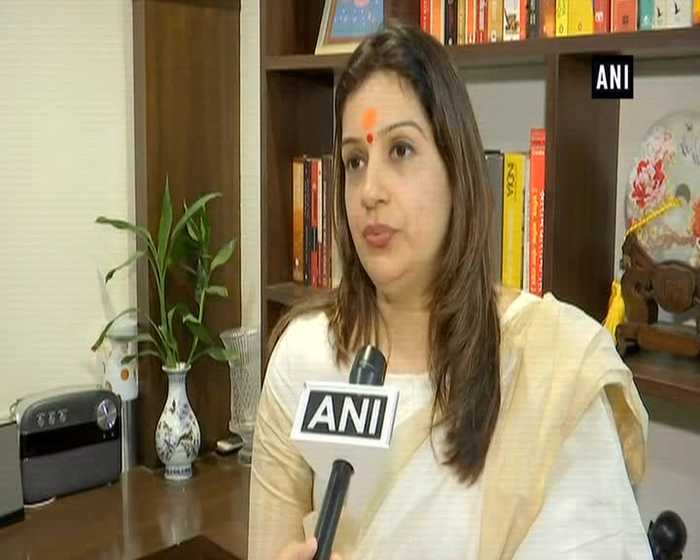 There's a reason I left a 'national' party to join regional one Priyanka Chaturvedi