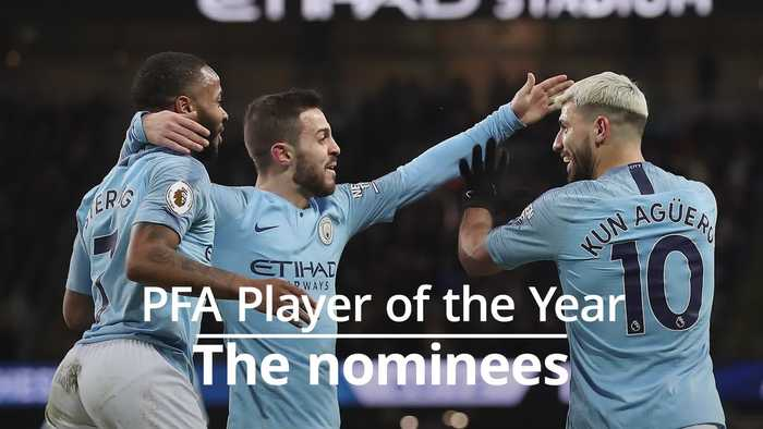 Who will win PFA player of the year?
