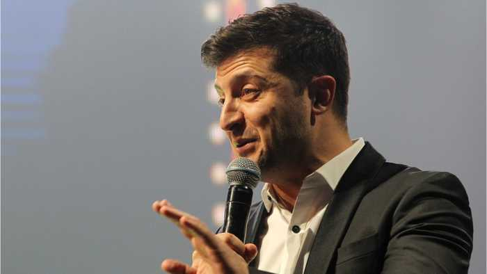 Comedian Zelenskiy Wins Second Round Of Ukraine's Presidential Election