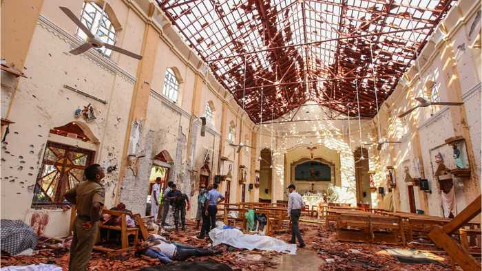 Sri Lanka Attacks: Britons Among Those Killed