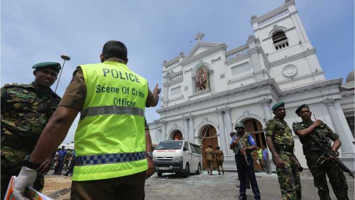 Bombings In Sri Lanka Kill 200, Seven Arrested