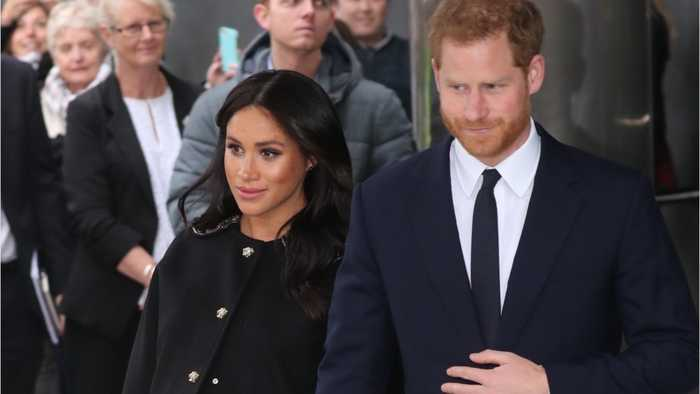 Are Prince Harry & Meghan Moving To Africa?