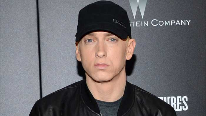 Eminem Is Officially 11 Years Sober