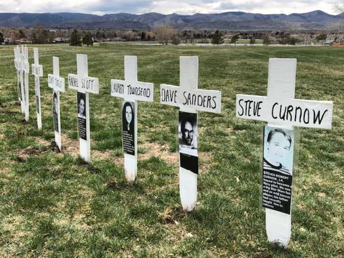 Columbine survivors share stories at remembrance ceremony