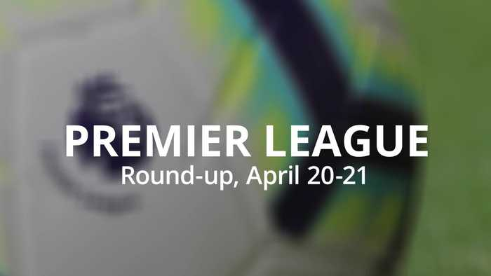 Premier League round-up: Liverpool reclaim the top spot