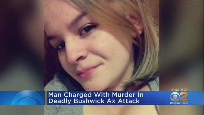 Man Charged With Murder in Deadly Bushwick Ax Attack