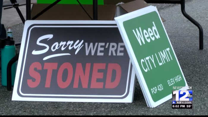 City of Weed holds its first 4/20 Educational Weed Festival