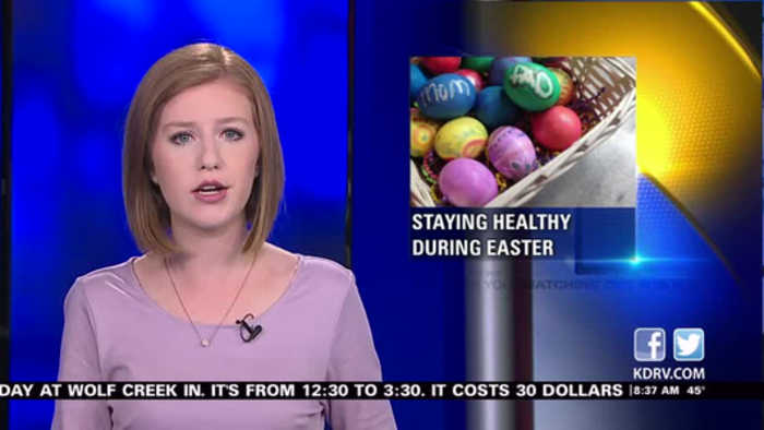 Health Alert about Easter