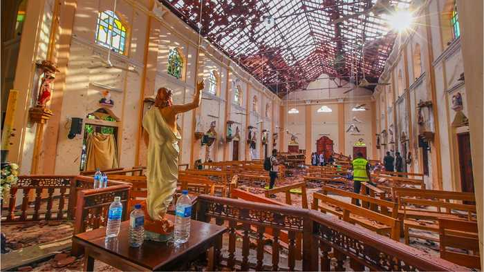 Sri Lanka Temporarily Blocks Social Media Following Terror Attacks