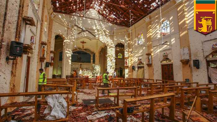 Sri Lanka bombings: How the attacks unfolded