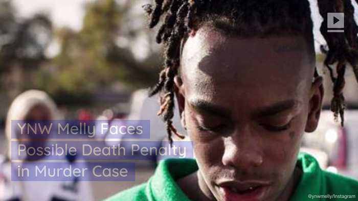 YNW Melly Faces Possible Death Penalty in Murder Case