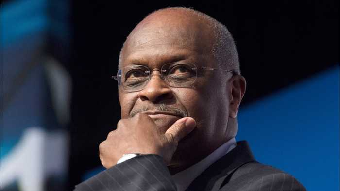 Herman Cain Withdrawals From Federal Reserve Consideration