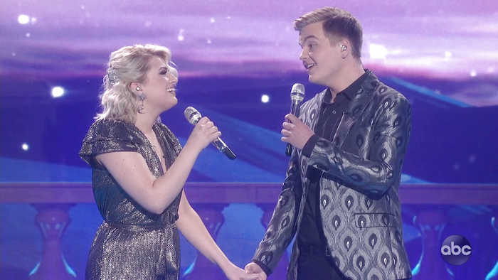 Maddie Poppe and Caleb Lee Hutchinson Perform 'A Whole New World'