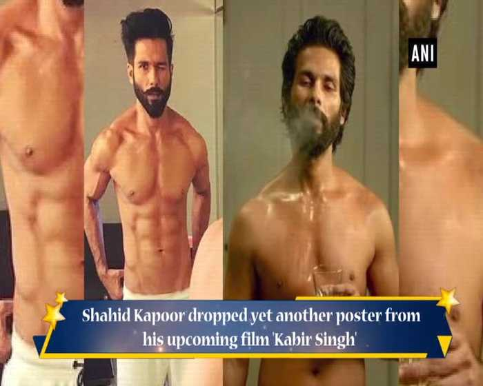 Countdown begins for Kabir Singh Shahid unveils new poster