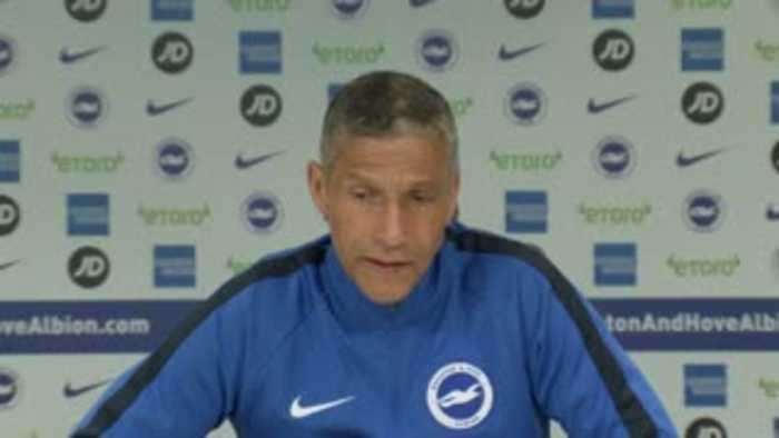 Hughton: Players haven't downed tools