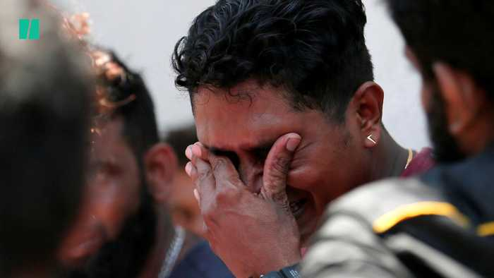 Eight Britons Among Nearly 300 Dead After Sri Lanka Easter Sunday Attacks