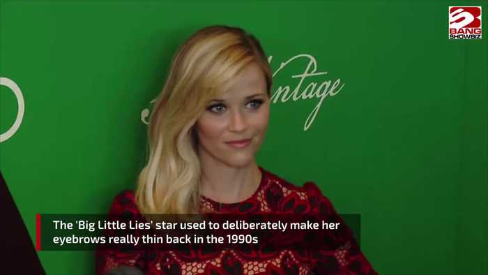 Reese Witherspoon reveals biggest beauty regret