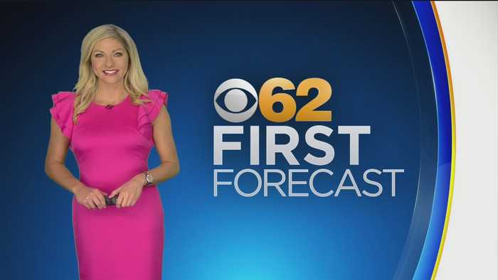 First Forecast Today (April 22, 2019)