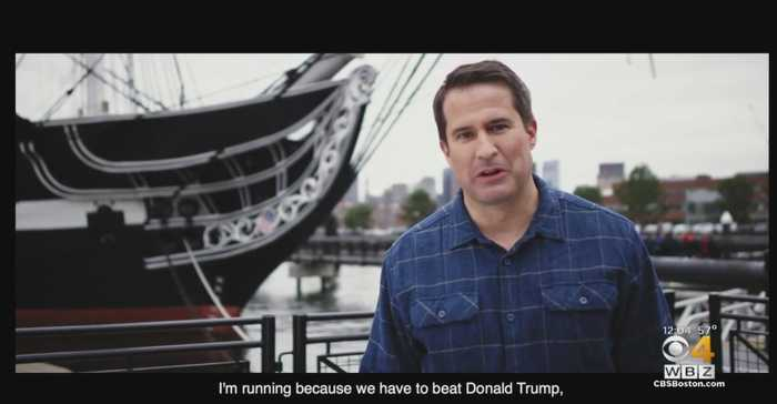 Seth Moulton Launches 2020 Presidential Campaign