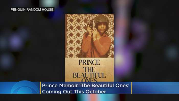 Prince's Memoir 'The Beautiful Ones' Coming Out In October