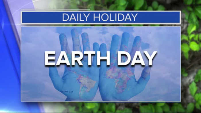 Daily Holiday - Earth Day