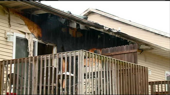 Four Fire Departments Respond to Fire Call in Holmen