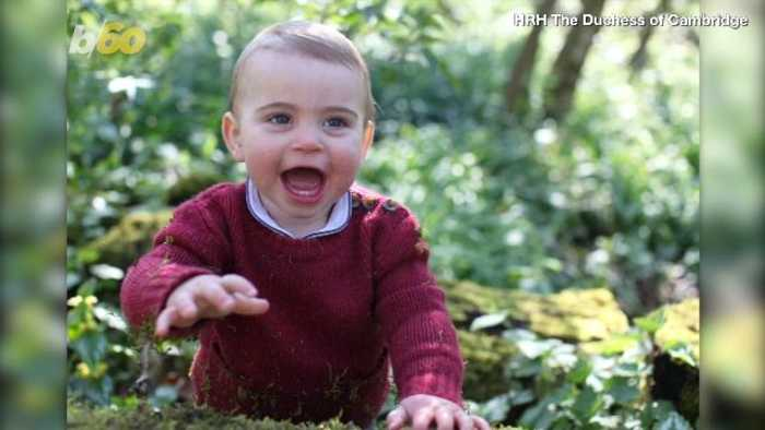 Prince Harry and Meghan Send Birthday Love to Prince Louis