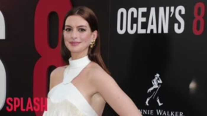 Anne Hathaway: My Time With My Son Is Precious