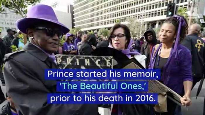 Prince's Unfinished Memoir to Be Released