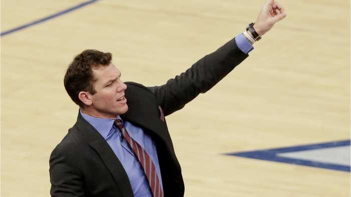 Luke Walton Accused Of Sexual Assault