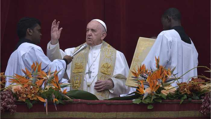 Pope Francis Condemns Sri Lanka Attacks
