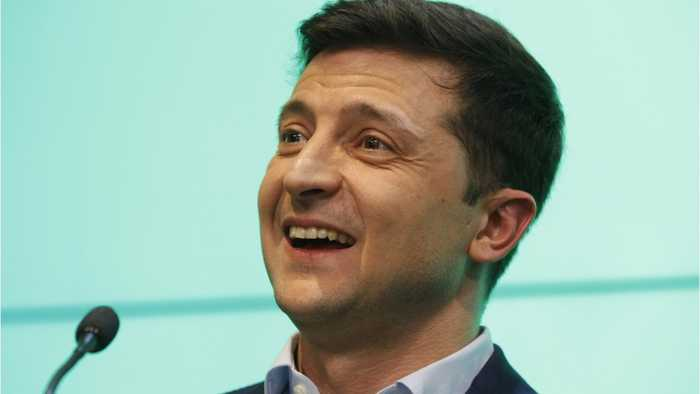 The West Is Eager To Speak With Ukraine's New Leader