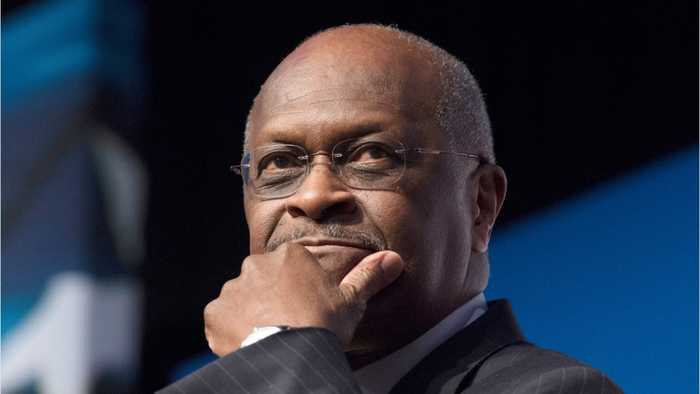 Herman Cain Drops Out Of Fed Seat Consideration