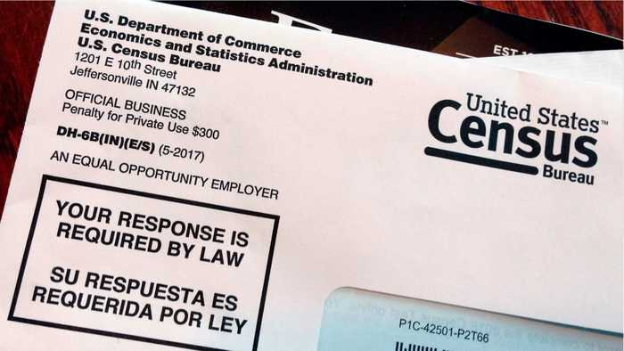 Supreme Court Reviews Trump Administration's Addition Of Citizenship Question On U.S. Census