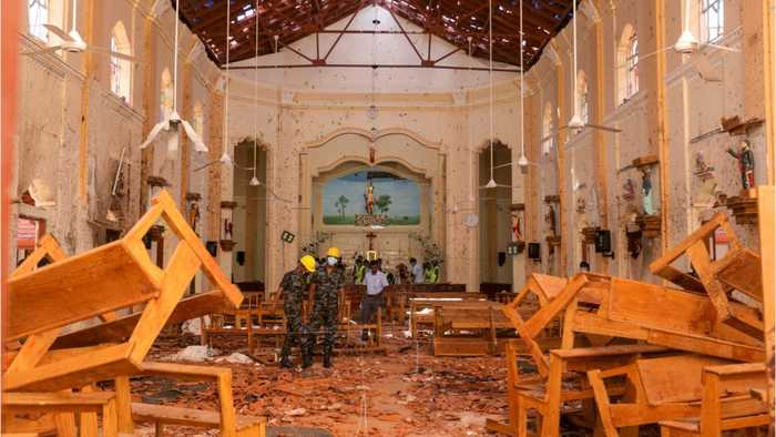 Islamic State Claims Sri Lankan Bombings