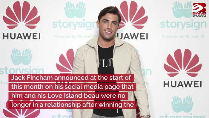 Love Island's Dani Dyer moves on from Jack Fincham with ex