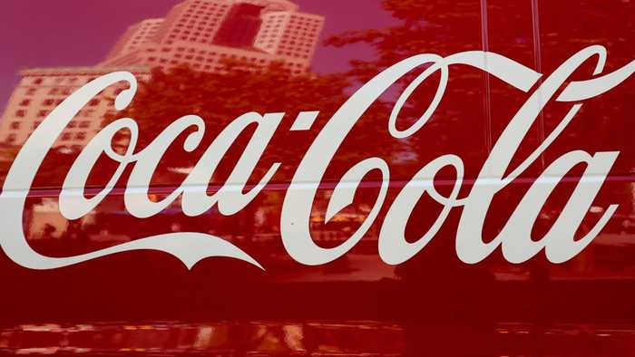 Coca-Cola Up After First Quarter Reports